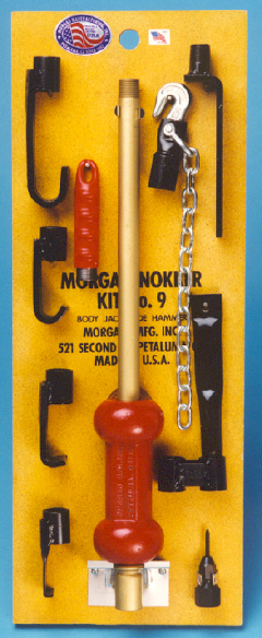 No. 9 Nokker® Kit